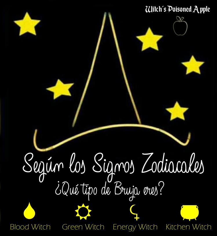 zodiaco y las brujas