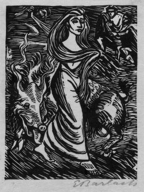 Barlach Walpurgisnacht