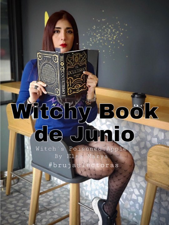witchy book Junio 2019